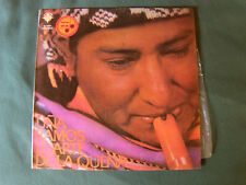 UNA RAMOS: el arte de la QUENA - LP Peruan press SONO RADIO S.E. 9381 vinyl MINT