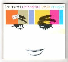(HA115) Kamino, Universal Love Music - CD