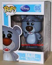 "FUNKO POP 2013 DISNEY BALOO #55 VINYL 3 3/4"" FIGURE Sealed Box IN STOCK"