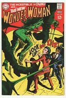 Wonder Woman #182 (DC Comics 1969) Mike Sekowsky Cover, Art & Story