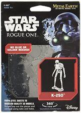 Metal Earth Star Wars Mms275 K-2so