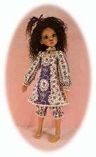 BJD MSD Pattern 4 Kaye Wiggs' MSD Dollstown 7 year Lierre Victorian dress jumper