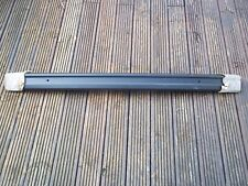 Austin Allegro 3 1979-82 Rear Bumper Black With rubbing strip Holes