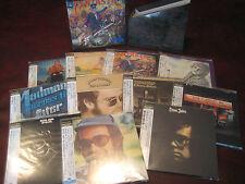 ELTON JOHN CAPTAIN FANTASTIC JAPAN LIMITED EDITION 11 RARE OBI CD Sealed Box Set