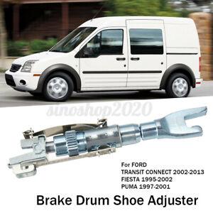 Rear Brake Drum Shoe Shoes Adjuster 4387352 For Ford Transit Focus Fiesta Puma