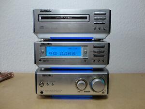 Aiwa XR-M919 Digital Audio System Kompaktanlage Kompakt Stereoanlage Musikanlag