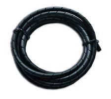 BAAS KS15 PE Spiralband zum Ummanteln von Kabeln 4-20mm schwarz 1,5m lang neu