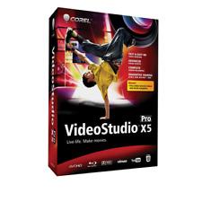 Corel Corporation VSPRX5ENMBAM VideoStudio Pro X5 EN