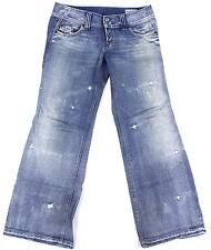 Diesel Lambry 0071J Damen Jeans 30X32 100% Authentic Bootcut Fit