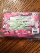 NWT Vera Bradley Jen Zip ID Case wallet in Blush Pink New In Package