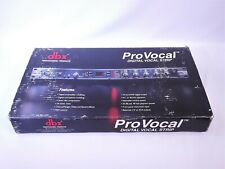 dbx ProVocal Digital Vocal Processor #5466