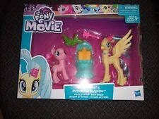 My Little Pony Movie Pinkie Pie and Princess Skystar Party Friends