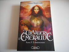 LES CHEVALIERS D'EMERAUDE TOME 7 L'ENLEVEMENT - ANNE ROBILLARD