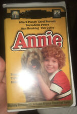👀Annie VHS, 1997, Broadway Tribute Edition Clam Shell Sealed Remastered👀