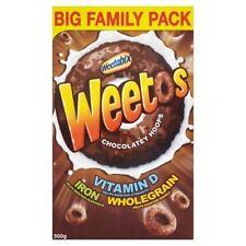 Weetabix Weetos Chocolate Flavour 500g - (pack of 4)