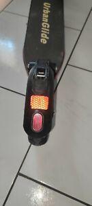 Trottinette électrique Urbanglide Ride 81 Boost 350 W Noir et Gris