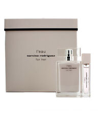 Cofanetto donna L'EAU NARCISO RODRIGUEZ FOR HER profumo edt 50ml + edt 10ml