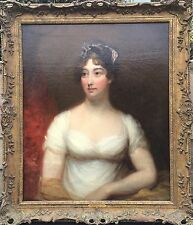 Sir William Beechey, RA (1753-1839)  Important Portrait.