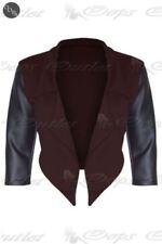 Abrigos y chaquetas de mujer Blazer color principal marrón