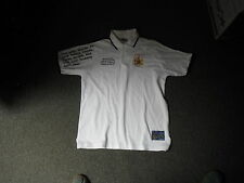 Limited Edition 81 of 100 Halifax RLFC Extra Large Mens Rugby League Polo Shirt