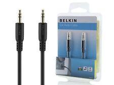 Belkin F8V203tt06-E3-P 6' 3.5mm Mini Cable Car Stereo iPod iPhone 4s/5s/5 MP3 CD