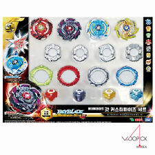 Takara Tomy BEYBLADE BURST B-98 God CUSTOMIZE SET - 100% Authentic Package