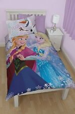 DISNEY FROZEN SINGLE DUVET SET COVER & PILLOWCASE  *NEW & SEALED*