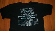 (2 Sided) The ALLMAN BROTHERS BAND Concert 2XL T-Shirt PLEASE READ DESC