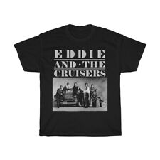 Eddie and the Cruisers band Unisex Heavy Cotton Tee