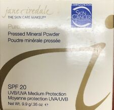 JANE IREDALE : MAPLE PurePressed Base Mineral Powder SPF20. New. Free Shipping