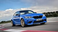 2020 BMW M2 CS Auto Car Art Silk Wall Poster Print 24x36""