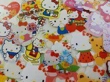 50 Sanrio Hello Kitty flake sack stickers stationery gift girl her daughter best