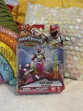 Power Rangers Dino Super Charge, Dino Drive, Pink Ranger, MOC