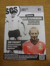 01/03/2014 Fanzine: Swansea City - Swansea Oh Swansea - Issue 24 [Incorrectly Da
