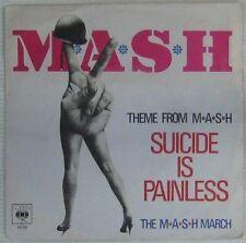 M.A.S.H. 45 Tours Johnny Mandel 1970
