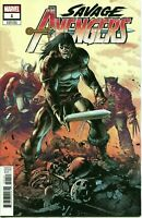 SAVAGE AVENGERS #1 MARVEL COMICS 2019 Mike Deodato Variant Cover E