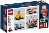 LEGO® 40290 Special Edition 60th Anniversary - NEW / FACTORY SEALED - YEAR 2018