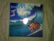 BONEY M OCEANS OF FANTASY LP (EX) 1979 (GATEFOLD/POSTER COVER)