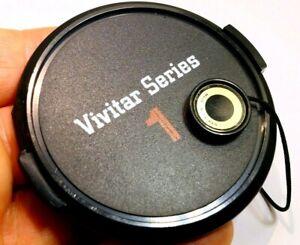 Vivitar 62mm Front Lens cap snap on genuine for 70-210mm F2.8-4 Series 1