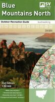 Blue Mountains North Outdoor Recreation Map - (Spatial Vision)