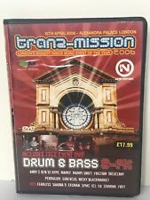 ONE NATION @ TRANZMISSION @ ALLY PALLY DRUM & BASS RAVE 8 TAPE PACK RARE 2006