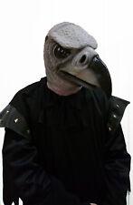 Vulture Mask Evil Bird of Prey Overhead Costume Latex Rubber Mask Halloween NEW