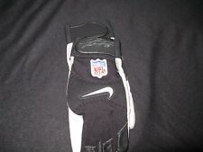 Charles Woodson Oakland Raiders NFL Pair of Signed Gloves JSA