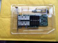 HP Mellanox MCX354A-FCBT 544QSFP 656089-001 661685-001 649281-B21 FDR/EN 10/40GB