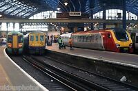 Southern/FCC/Cross Country Brighton, East Sussex 2007 Rail Photo