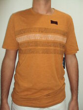 NEW RIP CURL SURF MEN OFFSHORE STRIPE LARGE TEE T SHIRT  Y85