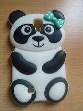 Kwmobile Coque en Silicone pour Samsung S4 motif Panda