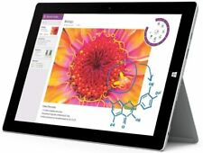 """Microsoft Surface 3 Tablet 10.8"""" 4GB 64GB Intel Atom Win 10 pro Keyboard ands..."""