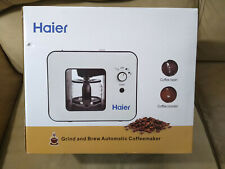 Haier Grind and Brew Automatic Coffeemaker