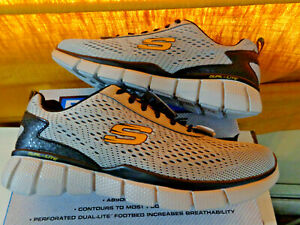 Skechers Men's Settle The Score Athletic Sneakers 51529/GYYL 11,11.5, 12, 13 NEW